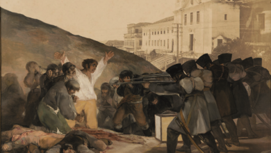 Foto: El_Tres_de_Mayo,_by_Francisco_de_Goya,_from_Prado_in_Google_Earth