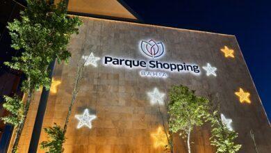 Natal Parque Shopping Bahia - Foto Divulgação